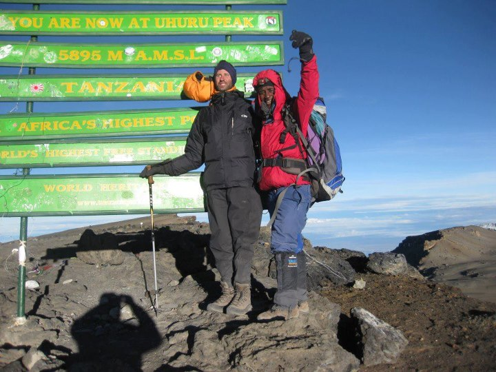 Mt Kilimanjaro Summit